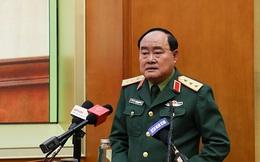 Quân đội triển khai các công việc cấp bách phòng chống COVID-19