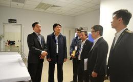 """Giám đốc Sở Y tế Hà Nội nói gì về thông tin """"bỏ lọt"""" giám định y tế bệnh nhân số 17?"""