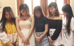 43 thanh niên dương tính với ma túy trong khách sạn