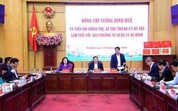 Chủ tịch UBND TP Hà Nội kêu gọi người dân cùng giám sát những trường hợp bị cách ly tại nhà