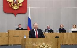 Duma Quốc gia Nga thông qua lần cuối các sửa đổi Hiến pháp