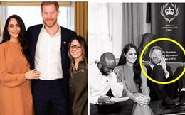 Sau buổi chia tay ồn ào, nhà Meghan Markle tung hình ảnh mới, đáng chú ý là biểu cảm của Harry khiến nhiều người không biết nên vui hay buồn