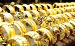 Giá vàng đang rơi tự do, có lúc mất đến 60 USD/ounce