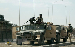 Baghdad xác nhận Mỹ không kích nhiều vị trí của các lực lượng ở Iraq