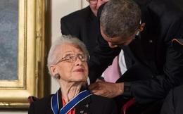 Katherine Johnson – Nhà toán học nữ huyền thoại ở NASA