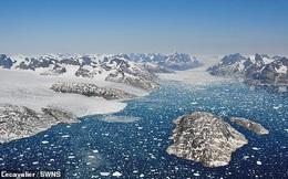 Băng tại Greenland và Nam Cực tan nhanh gấp 6 lần so với những năm 1990