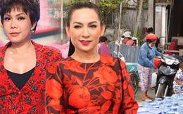 Phi Nhung quyên góp 100 triệu, Việt Hương gây chú ý với loạt động thái hỗ trợ miền Tây chống hạn, mặn và dịch Covid-19