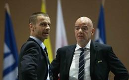"""FIFA """"ép"""" UEFA sớm ra quyết định"""