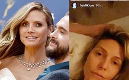 Nóng: Siêu mẫu Heidi Klum thừa nhận có triệu chứng nghi nhiễm virus COVID-19, nhưng bất ngờ không được xét nghiệm