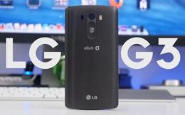 Nhìn lại LG G3 để nhớ rằng LG từng là một người tiên phong trên thị trường smartphone
