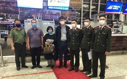 Đối tượng trốn truy nã Quốc tế trong mùa dịch Covid-19 xúc động nói lời cảm ơn Công an Việt Nam