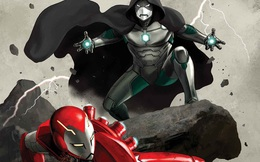 Top 10 bộ giáp siêu bá đạo nhất, ngầu nhất của các Iron Man trong Đa Vũ Trụ (P.1)