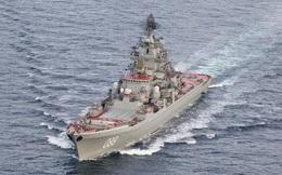 Tàu tàng hình Zumwalt tối tân của Mỹ không thể thắng nổi tàu chiến thời Liên Xô