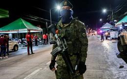 Philippines hành động mạnh tay: Manila 'vắng tanh vắng ngắt'
