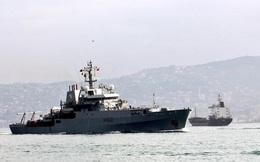 Nga sử dụng hệ thống tác chiến điện tử áp chế tàu chiến NATO ở Crimea
