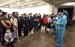 Hà Nội thực hiện cách ly hơn 600 người trở về từ vùng dịch
