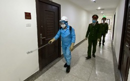 Để phòng chống dịch Covid-19 tại các nhà chung cư có hiệu quả