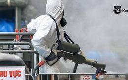 Đừng tưởng phun khử trùng là đủ, chuyên gia khuyến cáo lau chùi sạch sẽ mới là bước quan trọng trong việc chống dịch COVID-19