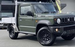 Đây là Suzuki Jimny phiên bản bán tải, dự kiến cực hot nếu được bán ra