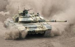 Điều gì khiến Ấn Độ mua liền lúc 400 'xe tăng bay' T-90S?