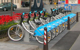 Hà Nội thí điểm cho thuê xe đạp công cộng