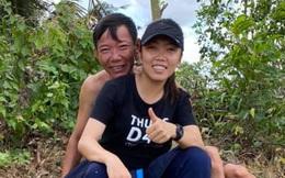 12.000 mét vuông ruộng của cha mất trắng vì ngập mặn, đội trưởng tuyển nữ Việt Nam than trời: 'Bàn thắng của Như vẫn không thể cứu vãn nổi'