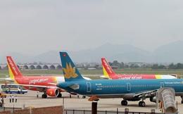 Nhiều hãng hàng không tạm ngừng chuyến bay đến và đi các nước Đông Nam Á