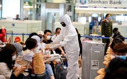 Cảng hàng không quốc tế Nội Bài phục vụ suất ăn miễn phí cho khách chờ khai báo y tế