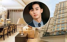 Park Seo Joon chuẩn ngoài đẹp trai, trong nhiều tiền: Tậu villa trăm tỷ ở khu nhà giàu, vợ chồng Kim Tae Hee là hàng xóm