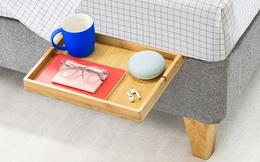 Chỉ cần kê thêm dụng cụ này, phòng ngủ nhỏ hẹp sẽ biến hóa trong tích tắc