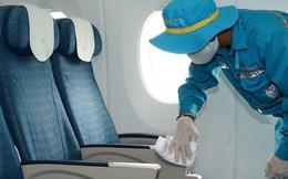 Vệ sinh khử trùng trên mỗi chuyến bay như thế nào để phòng dịch Covid-19?