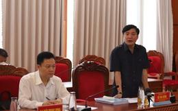 Các ứng viên vào 'phòng thi' tuyển chọn Bí thư huyện ủy