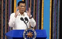 Tổng thống Philippines tuyên bố đơn phương ngừng bắn với lực lượng nổi dậy