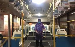 Hà Nội giảm 1.300 lượt xe buýt/ngày do Covid-19