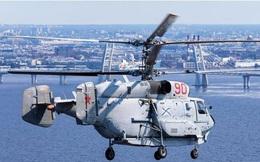 """""""Ó biển"""" Ka-31R của Nga phô diễn khả năng trinh sát độc đáo"""