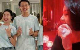Bạn gái MC Quang Bảo bất ngờ khoe khéo nhẫn kim cương khủng ở ngón áp út, phải chăng được cầu hôn?