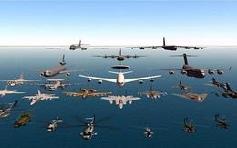 Lực lượng máy bay ném bom Mỹ đang tụt hậu so với Nga?