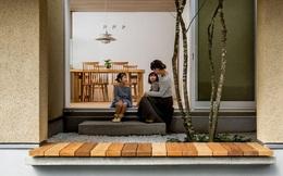 Ngôi nhà bình yên đến nao lòng với khoảng sân vườn thiết kế nghệ thuật đẹp như tranh vẽ ở Nhật