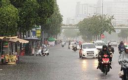 Miền Bắc đón 3-5 đợt không khí lạnh, gây mưa dông diện rộng