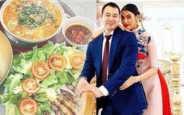 Vợ chồng Lan Khuê đích thị là cặp đôi đảm đang nhất nhì Vbiz: Cùng nấu ăn hâm nóng tình cảm, từ cơm Việt đến Tây đều cân hết!