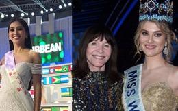 Hoa hậu Tiểu Vy lên tiếng sau khi biết tin bà chủ tịch Miss World dương tính với Covid-19