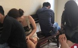 Từ nước ngoài về, nam thanh niên thuê khách sạn mở tiệc ma túy chiêu đãi bạn