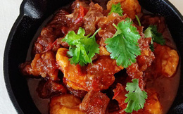 Bò om cà chua mềm ngon lạ miệng cho bữa tối hao cơm