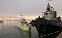 Tiết lộ sốc về tàu chiến mới của Ukraine