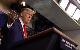 Ông Trump đổi giọng, thôi gọi tên 'virus Trung Quốc'