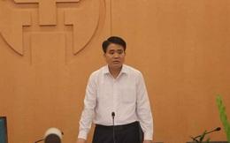 Chủ tịch UBND TP Hà Nội: Khuyến khích làm việc trực tuyến để phòng, chống Covid-19