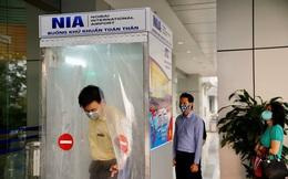 Nhóm kỹ sư sân bay Nội Bài sáng chế buồng khử khuẩn trong 3 ngày