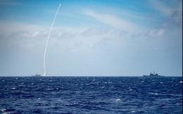 Hải quân Mỹ bắn tên lửa trên biển 'thách thức Trung Quốc'