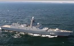 """Nga triển khai """"siêu tàu"""" mang 16 tên lửa hành trình Kalibr"""