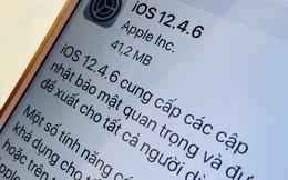 Ra mắt đã 6-7 năm, iPhone 5s, iPhone 6 lại vừa được Apple cập nhật iOS mới